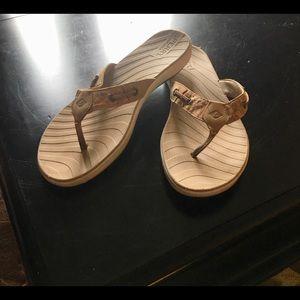 Sperry sandals EUC